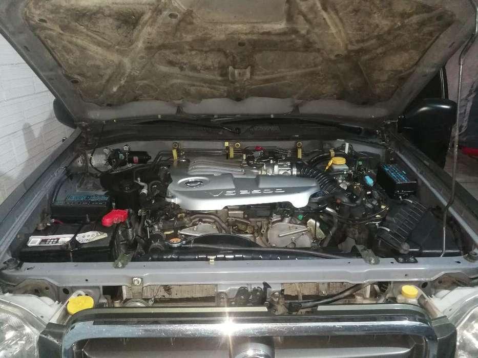 Nissan Pathfinder 2005 - 202600 km
