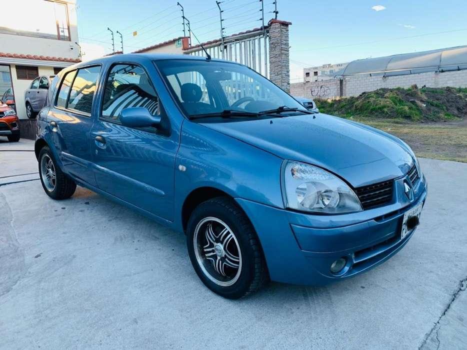 Renault Clio  2005 - 198000 km