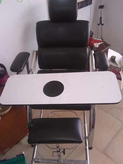 <strong>silla</strong> Manicure Y Pedicure Y Auxiliar