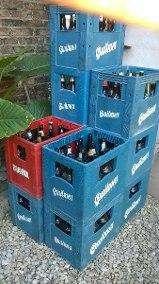 Cajones de Cerveza en muy buen estado.