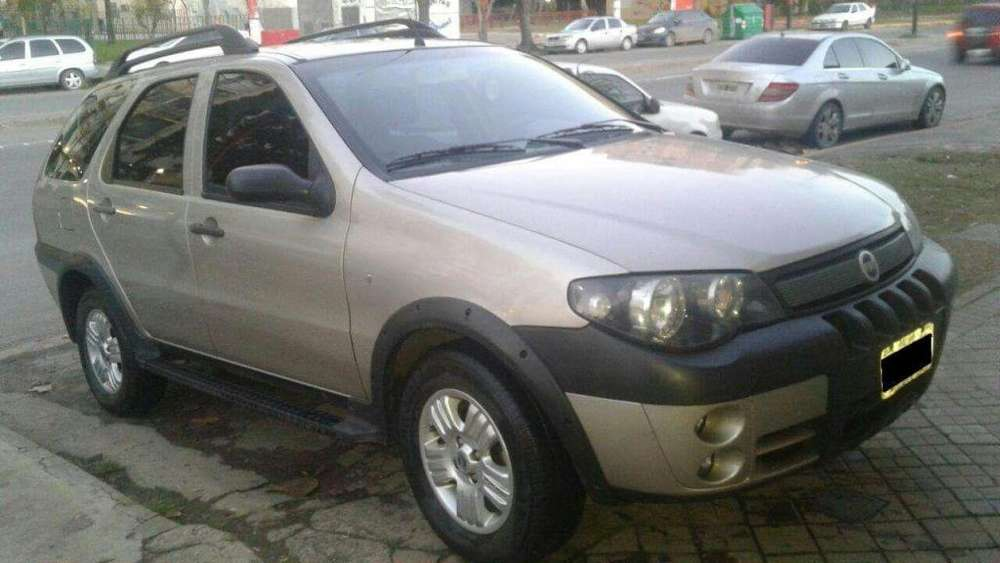 Fiat Palio Adventure 2008 - 164000 km