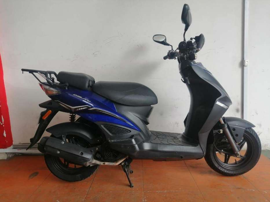 KYMCO AGILITY DIGITAL 125 2016