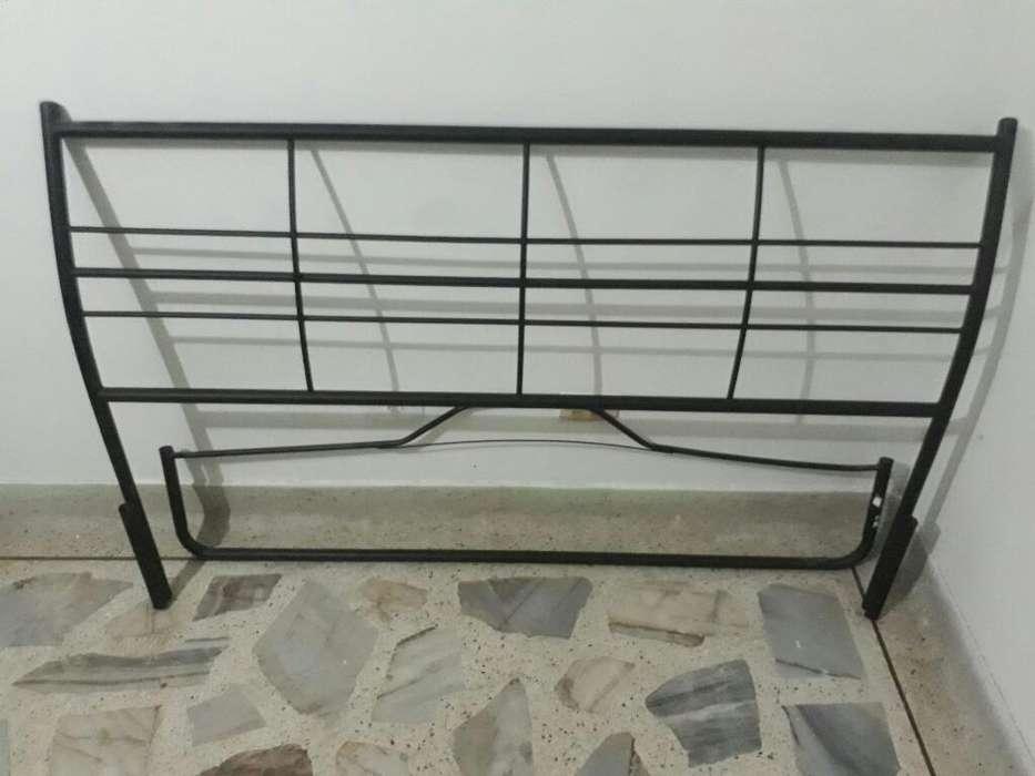 Cama Metalica 1.40 X 1.90