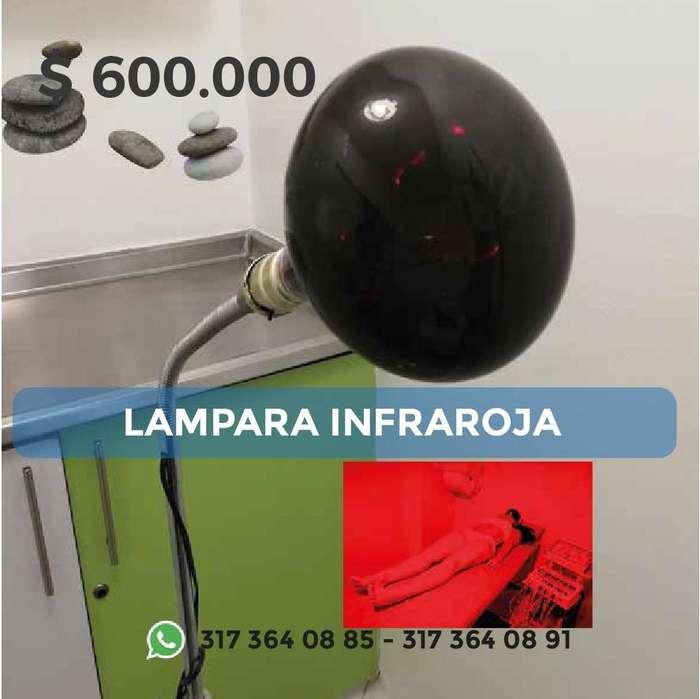 VENTA DE LAMPARA INFRAROJA DE SEGUNDA PARA SPA