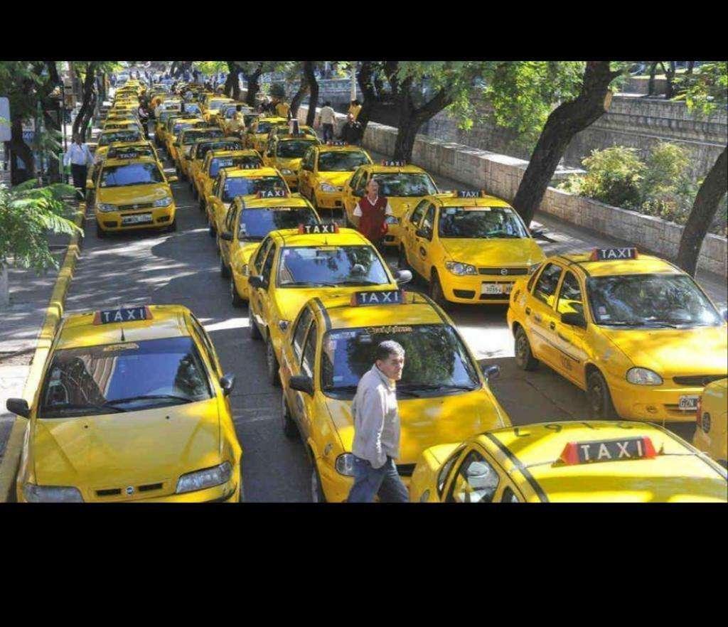 Se Vende Chapa de Taxi