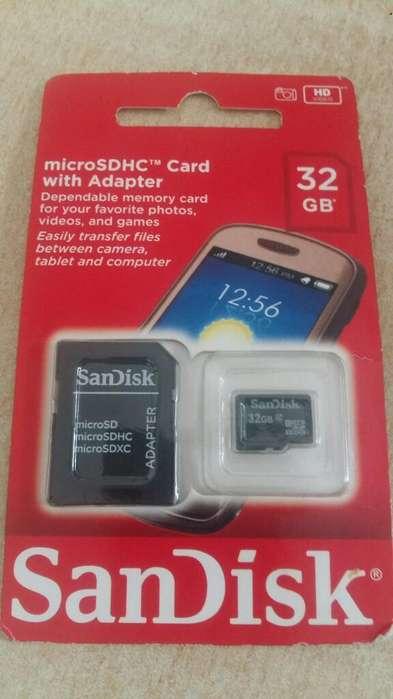 Memoria Sandisk 32gb