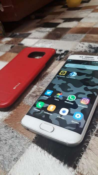 Galaxy S6 Edge Impecable Vendopermuto