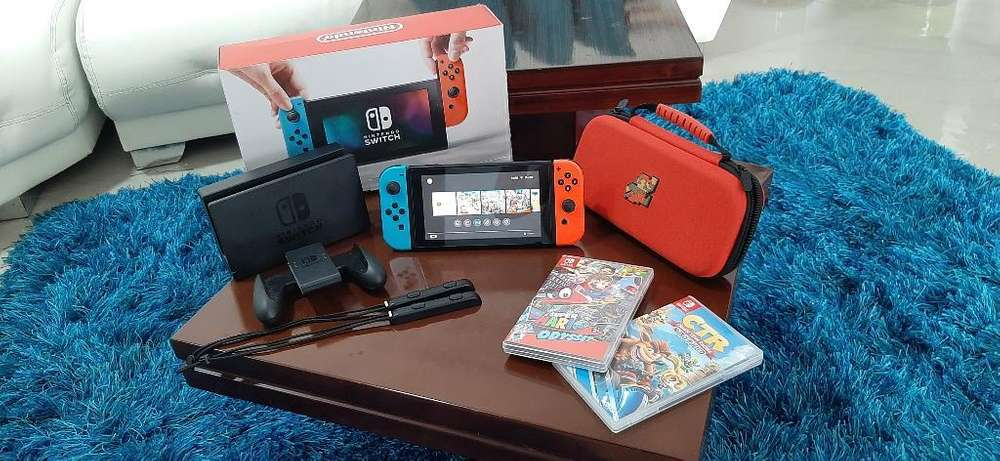 Nintendo Switch Estado 10 de 10
