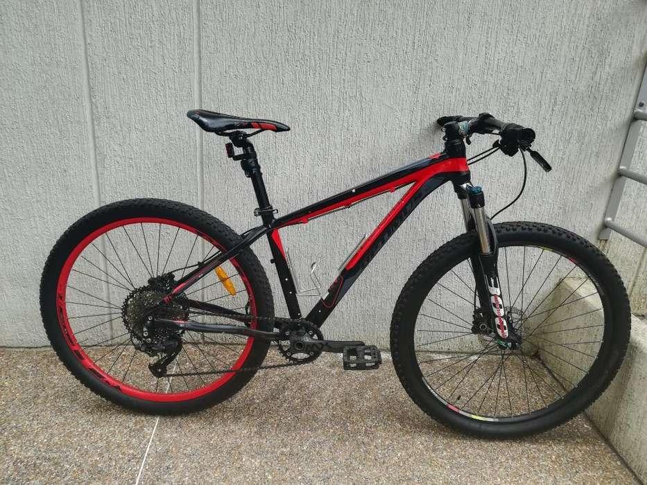Bicicleta Montaña Óptimus