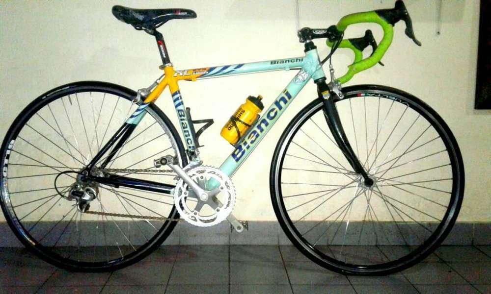 Bici de Ruta Bianchi