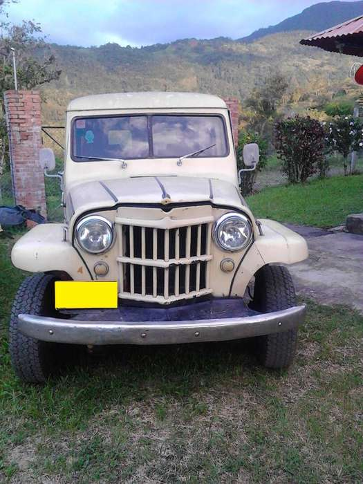 JEEP Willys 1954 - 500000 km