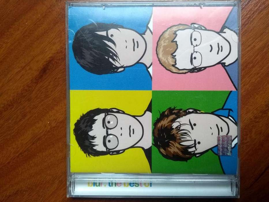 The Best Of-Blur