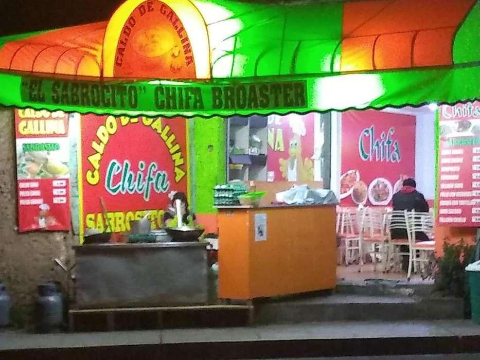 Traspaso Local Comercial Caldo - Chifa