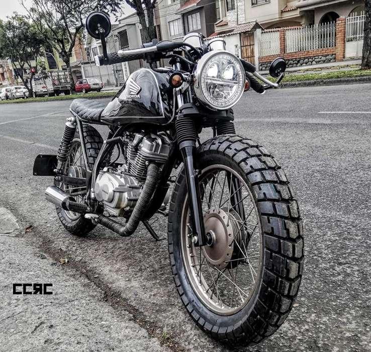 <strong>honda</strong> Cafe Racer