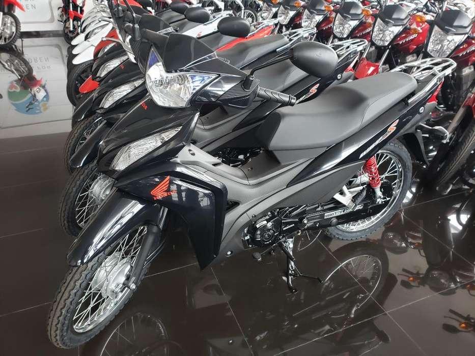 Honda Wave 0km PATENTADA