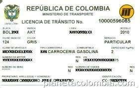 ASESORIA EN TRAMITES DE TRANSITO LICENCIAS ! TRASPASOS ! VEHICULOS !CONTACTENOS! 3192124951 WHAT SAPP