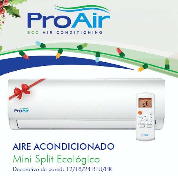 AIRE ACONDICIONADO MINISPLIT PRO AIR /SOLO FRIO
