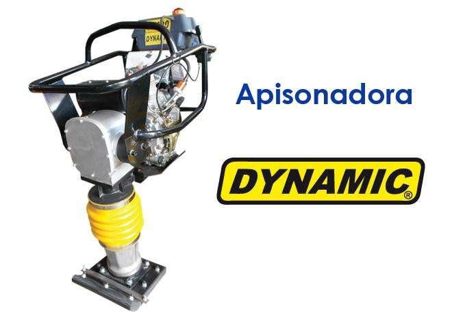 Apisonadora 5.5HP HPRM80K Motor Honda