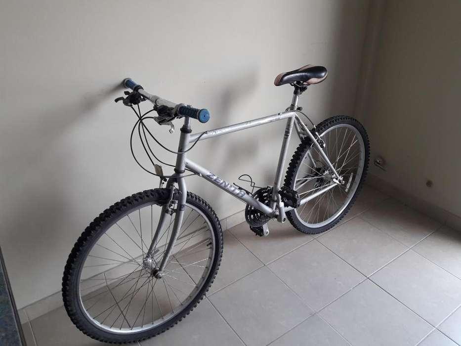Bicicleta Zenith. Rodado 26. 21 Cambios. Excelente andar