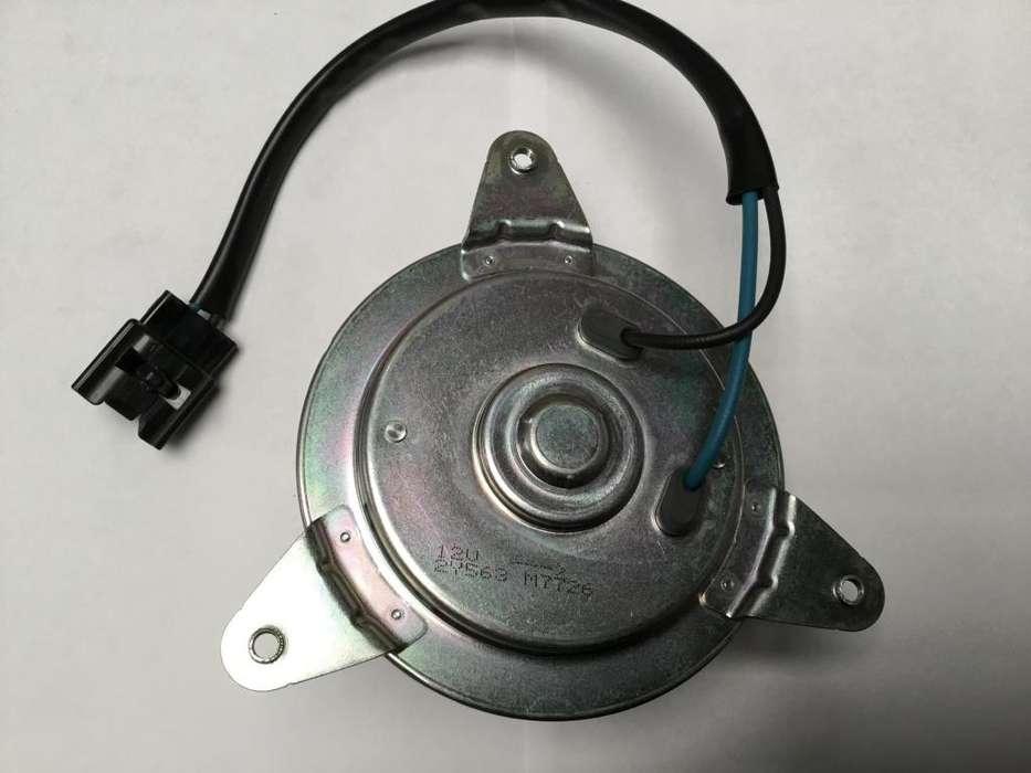 Motor ventilador Subaru Impreza (2001-2007)