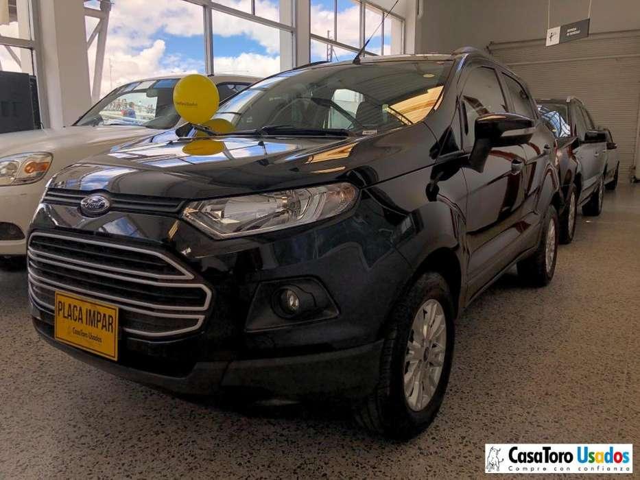 Ford Ecosport 2016 - 8828 km