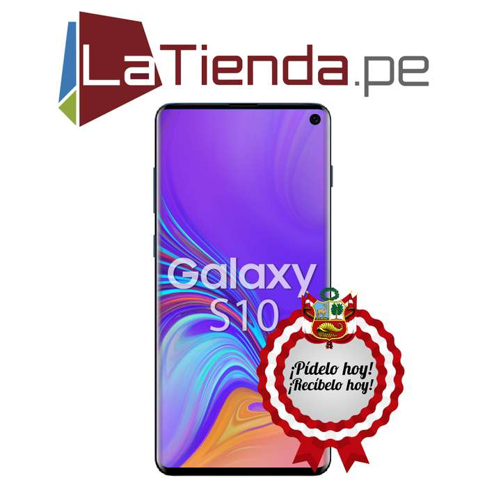 Samsung Galaxy S10 Memoria Interna de 128 GB