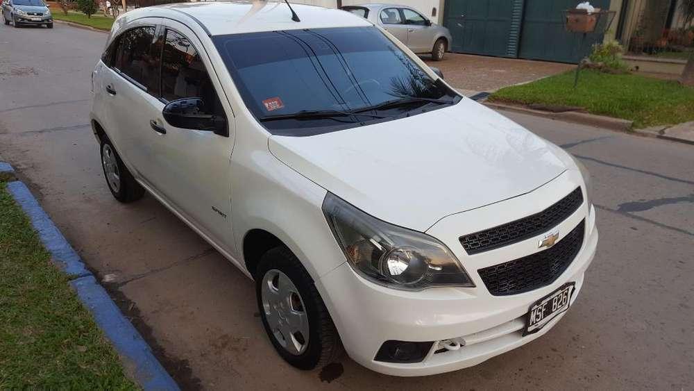 Chevrolet Agile 2013 - 97000 km