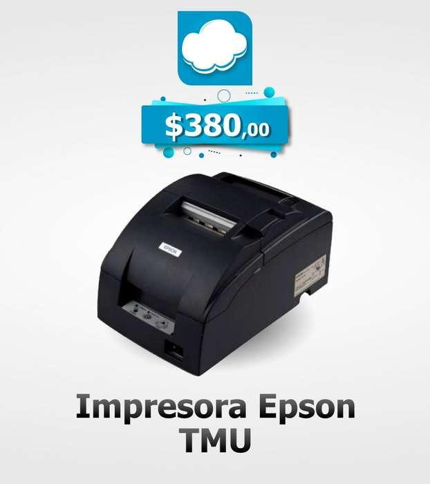 Impresora Epson TMU