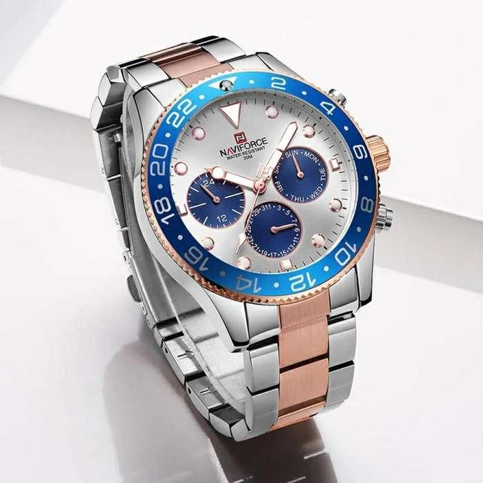 Reloj Naviforce Modelo Luxury