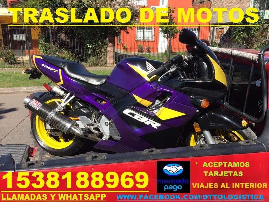 TRASLADO DE MOTOS AUXILIO DE MOTOS FLETES DE MOTOS