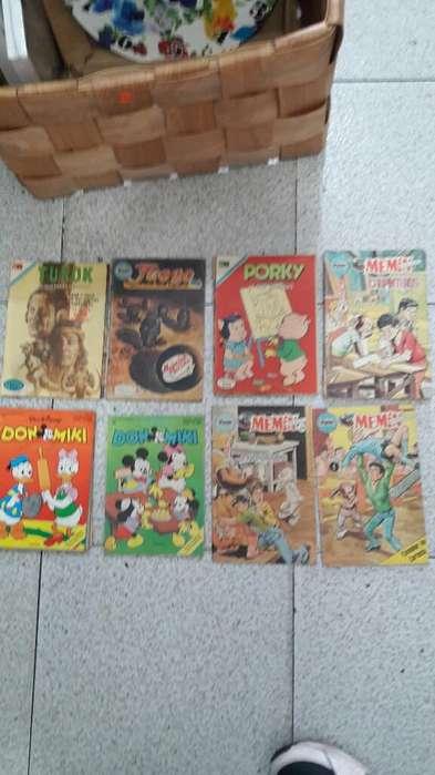 Comics Antjiguos
