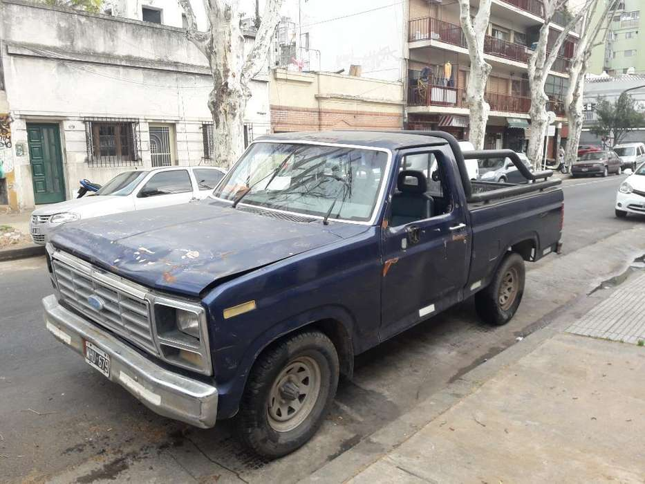<strong>ford</strong> F-100 1984 - 0 km