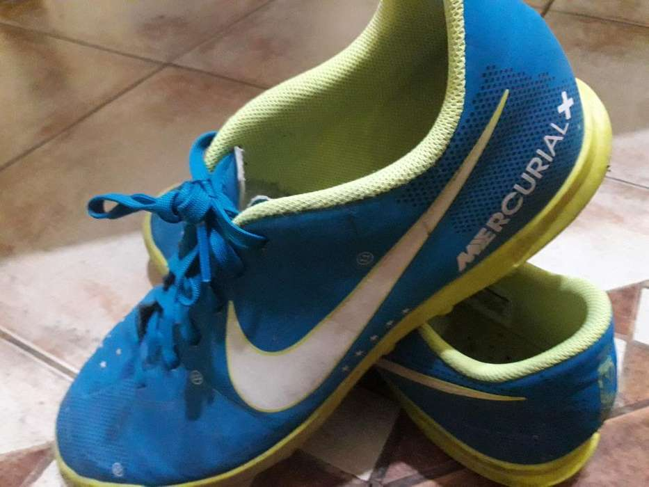 Botines Nike Mercurialx