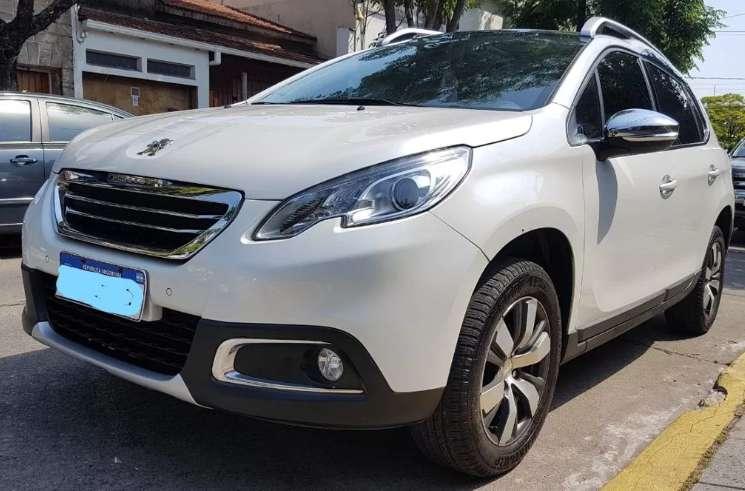 Peugeot 2008 2017 - 50000 km