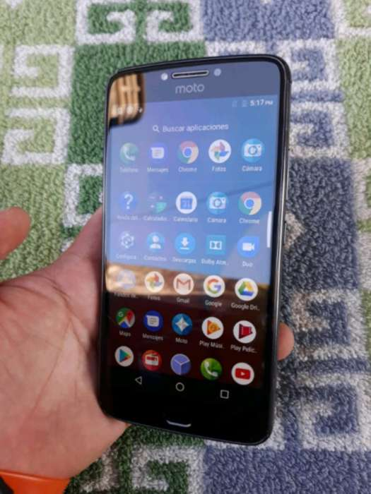 Moto E4 Plus Motorola 5000mah