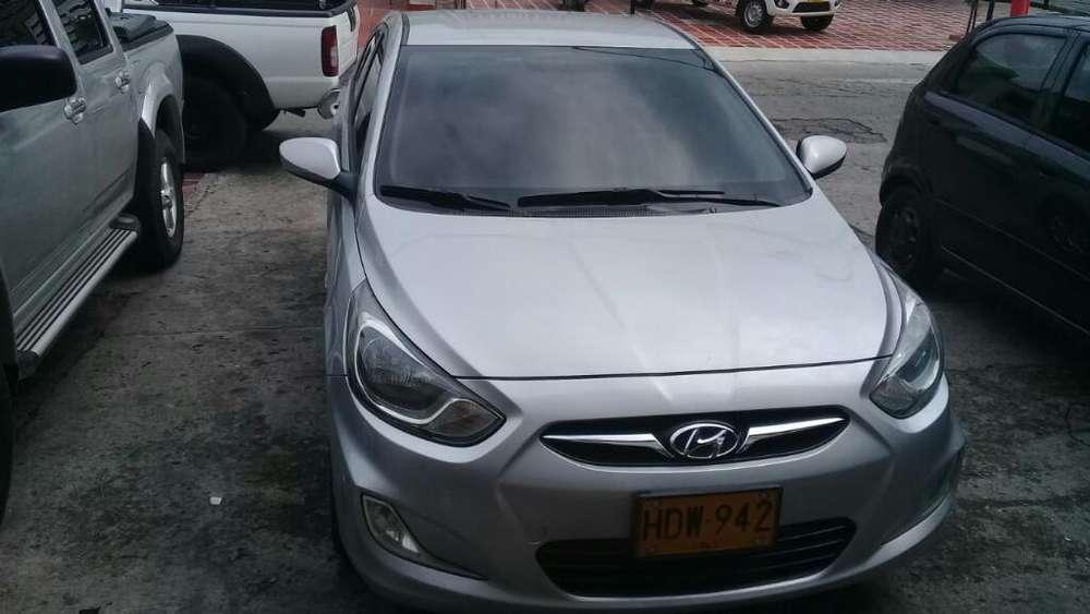 Hyundai i25 2013 - 55000 km