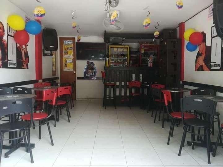 Vendo cafe <strong>bar</strong>