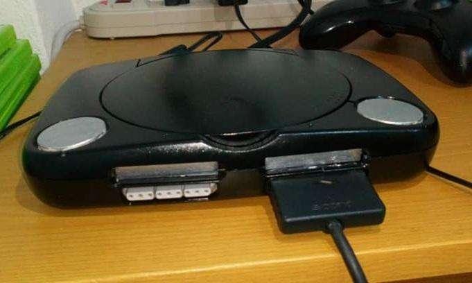 Consola Mod de PS1 con Raspberry Pi 3 B