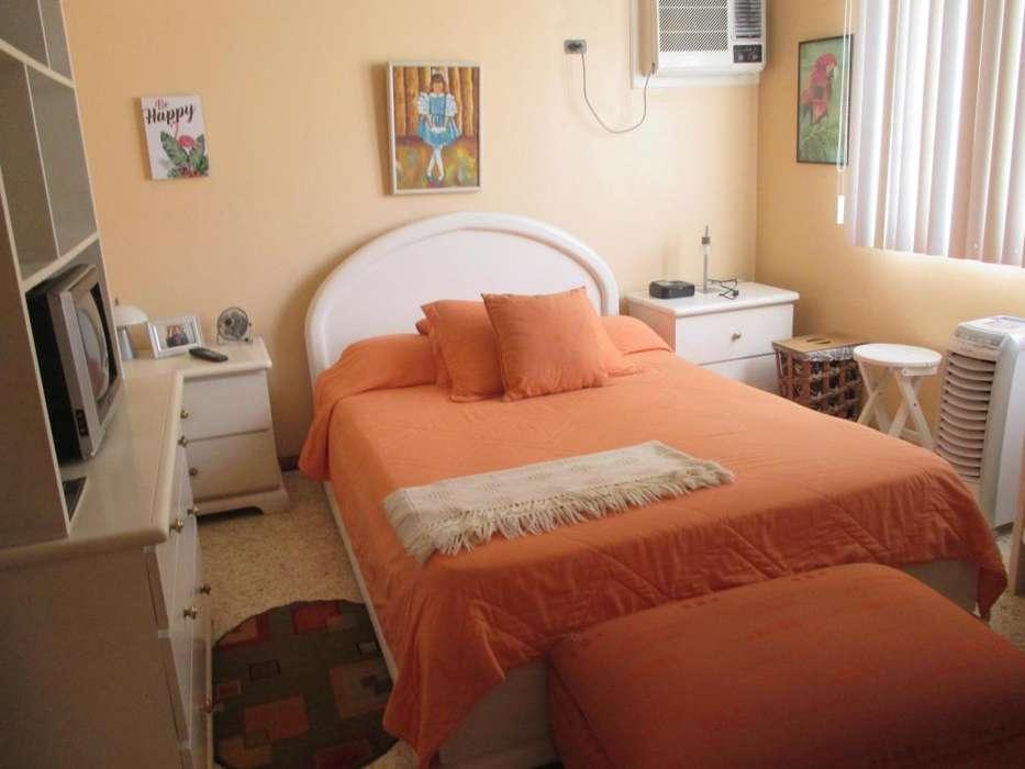 Dormitorio en alquiler Amoblado, Internet satelital y TV Cable