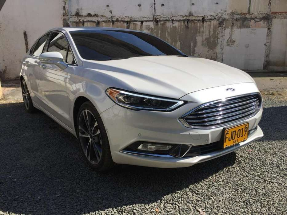 Ford Fusion 2018 - 12000 km