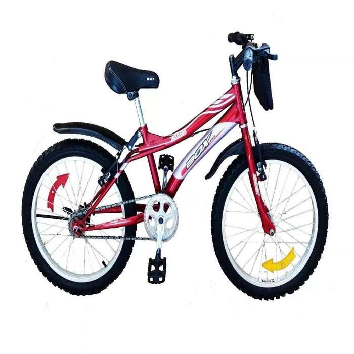 Hermosa Bicicleta Para Tu Engreído Aro 20