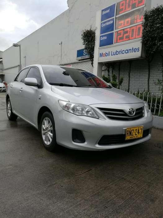 Toyota Corolla 2012 - 103800 km
