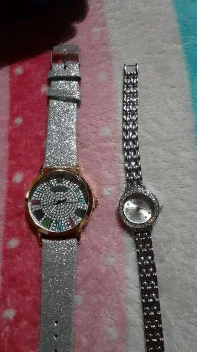 Reloj Mujer Y Hombre