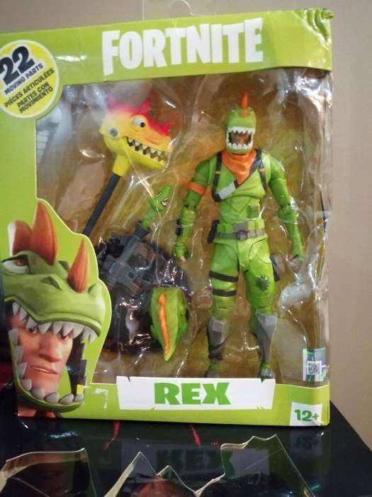Fortnite Rex