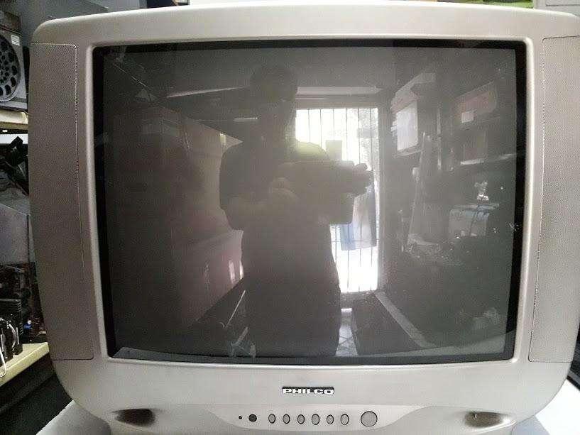 CAMBIO DE TUBO TV CONVENCIONAL