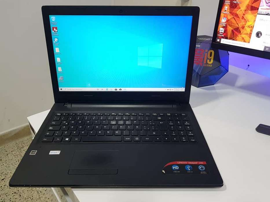 PORTATIL LENOVO i5 4ta To 3.10GHZ, 1TB DISCO, 4GB RAM DDR3, PANTALLA 15.6, INTEL 5100 IRIS