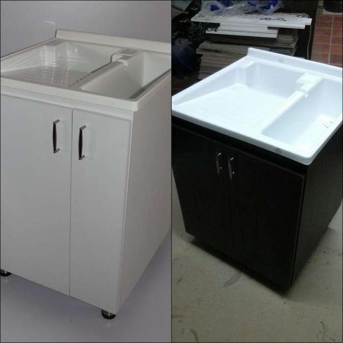 Muebles lavadero con tanque NUEVO para entrega inmediata