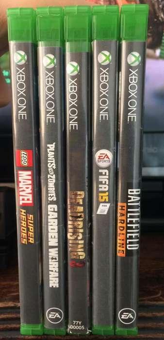 Titulos de Xbox One