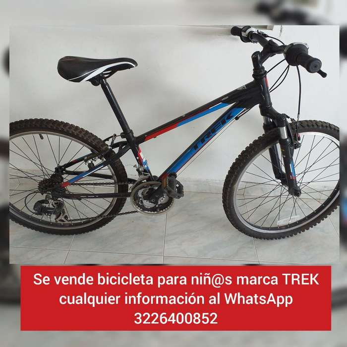 Se Vende Bicicleta para Niñ@s Marca Trek