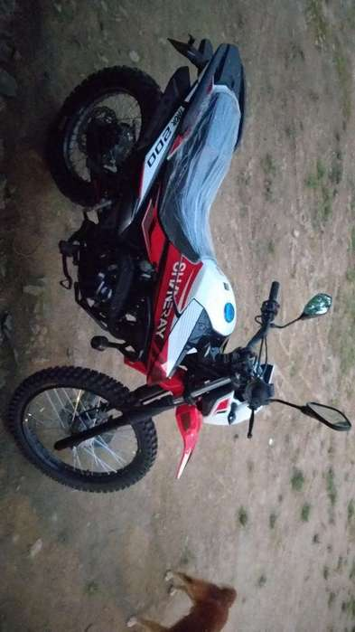 Vendo Moto Shineray Motor 200 ,